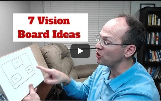 7 Vision Board Ideas To Harness the Law of Attraction